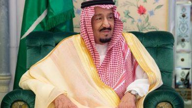 Photo of الملك سلمان يتلقى برقية تهنئة من ملك البحرين بمناسبة اليوم الوطني الـ 91