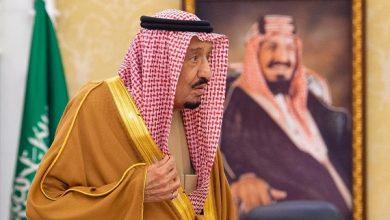 Photo of خادم الحرمين الشريفين يتلقى اتصالاً هاتفيًا من نائب رئيس الوزراء لشؤون مجلس الوزراء بسلطنة عُمان