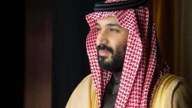 Photo of سمو ولي العهد يتلقى برقية تهنئة من ولي عهد الكويت بمناسبة اليوم الوطني الـ 91