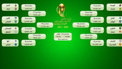 Photo of نتائج قرعة النسخة الجديدة من خادم الحرمين الشريفين