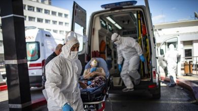 Photo of تركيا تُسجل 182 وفاة و30103 إصابة جديدة بفيروس كورونا خلال الـ 24 ساعة الماضية
