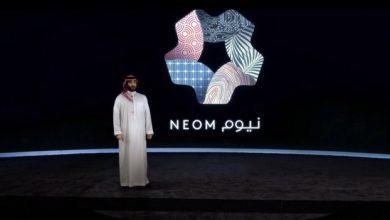 """Photo of فيديو .. سمو ولي العهد يطلق مشروع """"ذا لاين"""" في نيوم"""
