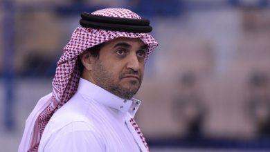 Photo of وزارة الرياضة توقف رئيس الشباب خالد البلطان
