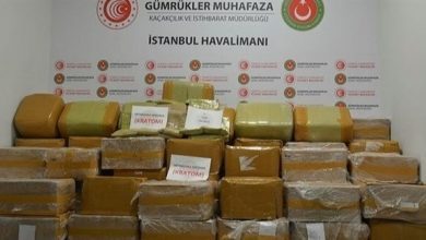 Photo of تركيا تتحول إلى معبر أساسي للمخدرات في العالم
