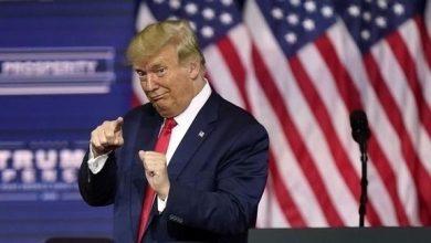Photo of ترامب يدعم منافس نائب جمهوري صوّت لصالح عزله