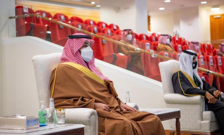 Photo of فيديو .. سمو ولي العهد يرعى حفل سباق كأس السعودية في نسخته الثانية الذي يعد الأغلى في تاريخ السباقات العالمية للخيل