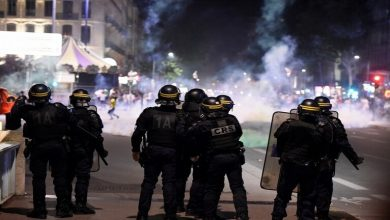 Photo of فرنسا .. إرسال تعزيزات أمنية إلى ليون بعد أعمال عنف وحرق سيارات