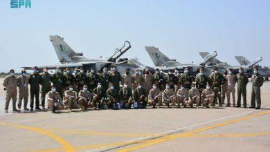 Photo of فيديو .. اكتمال وصول طائرات القوات الجوية الملكية السعودية إلى باكستان للمشاركة في تمرين مركز التفوق الجوي 2021