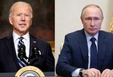Photo of البيت الأبيض : بايدن بحث مع بوتين نية موسكو وواشنطن الحوار حول الاستقرار الاستراتيجي