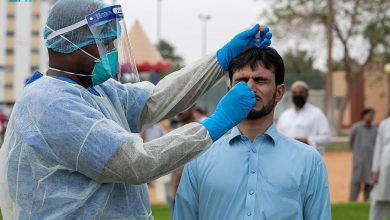 Photo of الصحة تعلن تسجيل 951 إصابة جديدة بفيروس كورونا و8 حالات وفيات وتسجيل 608 حالة تعافي