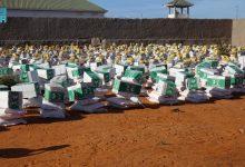 Photo of مركز الملك سلمان للإغاثة يواصل توزيع السلال الغذائية الرمضانية في الصومال