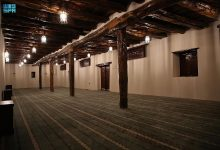 Photo of من مشروع الأمير محمد بن سلمان لتطوير المساجد التاريخية بالمملكة .. مسجد المضفاة التاريخي في بللسمر
