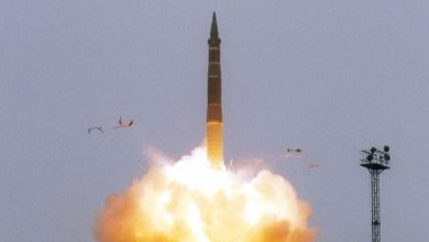 Photo of روسيا تعلن نجاح اختبار صاروخ جديد عابر للقارات