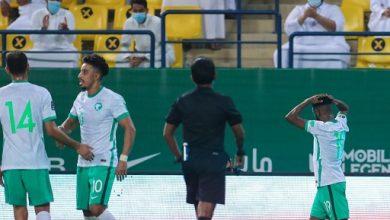 Photo of الأخضر السعودي يدك شباك المنتخب اليمني بـ 3 أهداف