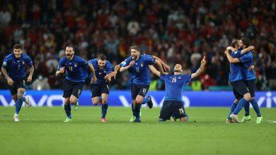 Photo of إيطاليا بطلا لـ يورو 2020 بركلات الترجيح على حساب إنجلترا