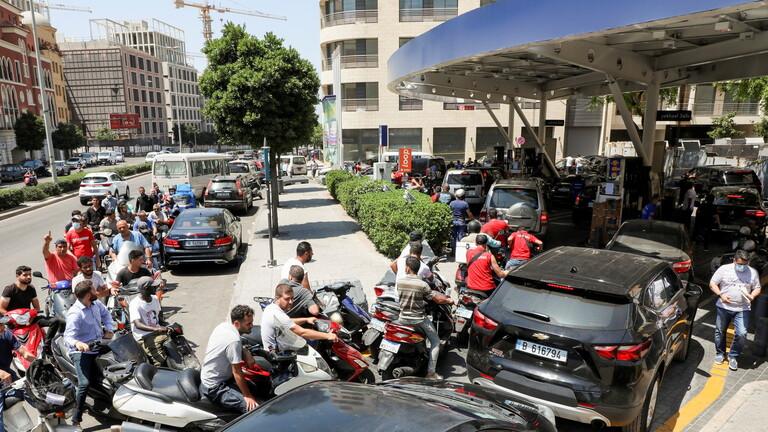 Photo of فيديو .. إشكال وإطلاق نار أمام محطة محروقات في بيروت