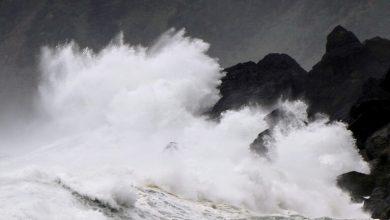 Photo of تحذيرات في اليابان من عاصفة استوائية ستحدث طقسا عاصفا وأمواجا عالية