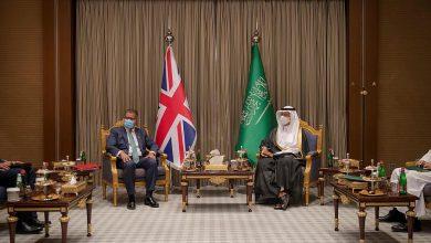 Photo of وزير الطاقة يستعرض مع الرئيس المعين لمؤتمر قمة المناخ جهود المملكة المبذولة لمواجهة ظاهرة التغير المناخي
