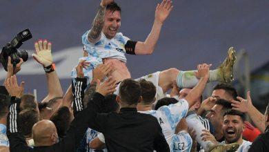 Photo of الأرجنتين تهزم البرازيل وتتوج بلقب كوبا أمريكا