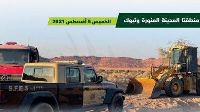 Photo of الأمن البيئي : ضبط مخالفين لنظام البيئة يقومون بنقل الرمال وتجريف التربة
