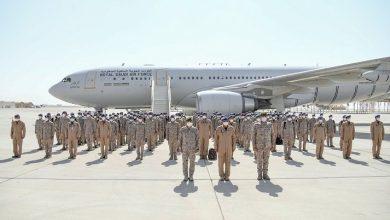 Photo of اكتمال وصول القوات الجوية الملكية السعودية إلى قاعدة الظفرة الجوية بالإمارات