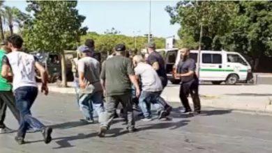 Photo of الجيش اللبناني يغلق الطرق المؤدية إلى منطقة الاشتباك ببيروت
