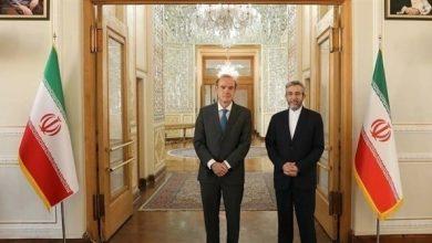 Photo of لقاء إيراني أوروبي وسط تشديد لهجة واشنطن إزاء المباحثات النووية