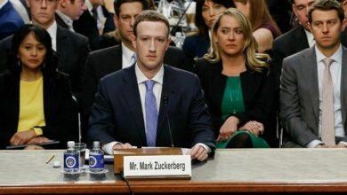 Photo of زاكربرغ : فيس بوك لا يغلّب الربح المالي على السلامة