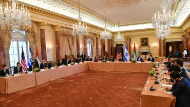 Photo of لابيد : إسرائيل تحتفظ بالحق في التحرك ضد سعي إيران لامتلاك قنبلة نووية
