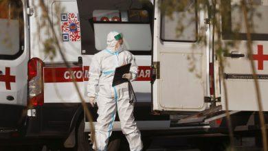 Photo of روسيا تسجل زيادة قياسية في عدد الوفيات والإصابات بفيروس كورونا