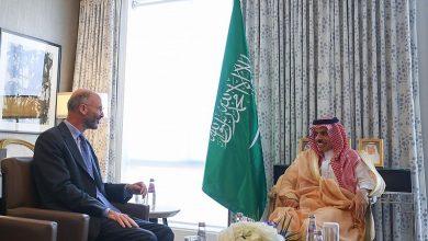 Photo of وزير الخارجية يلتقي المبعوث الأمريكي الخاص لشؤون إيران