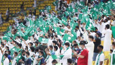 Photo of رفع الحضور الجماهيري في مباراتي الأخضر أمام اليابان والصين إلى 100%