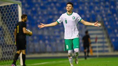 Photo of أخضر تحت 23 عامًا يتغلب على سوريا ضمن منافسات كأس اتحاد غرب آسيا