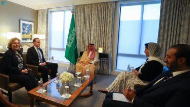 Photo of وزير الخارجية يلتقي وفداً أمريكياً رسمياً ويستعرض معهم العلاقات السعودية الأمريكية
