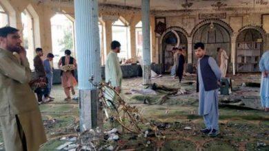Photo of قتلى في انفجار استهدف مسجداً شيعياً جنوب أفغانستان